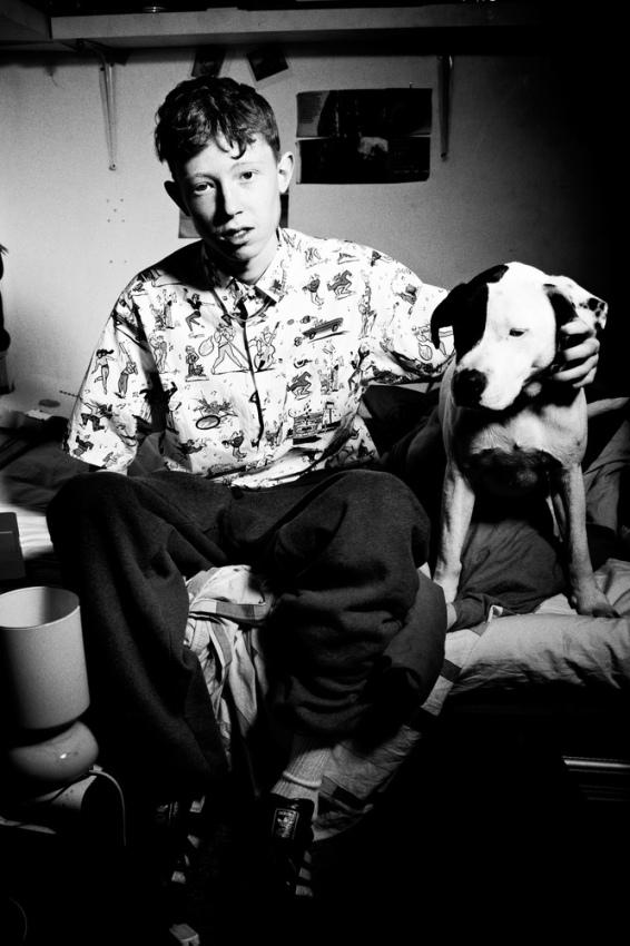 David Burton — Portr... Marion Cotillard