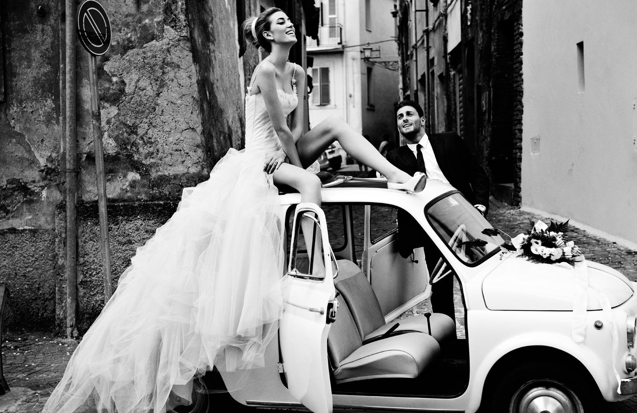 David Burton Italian Wedding Rome