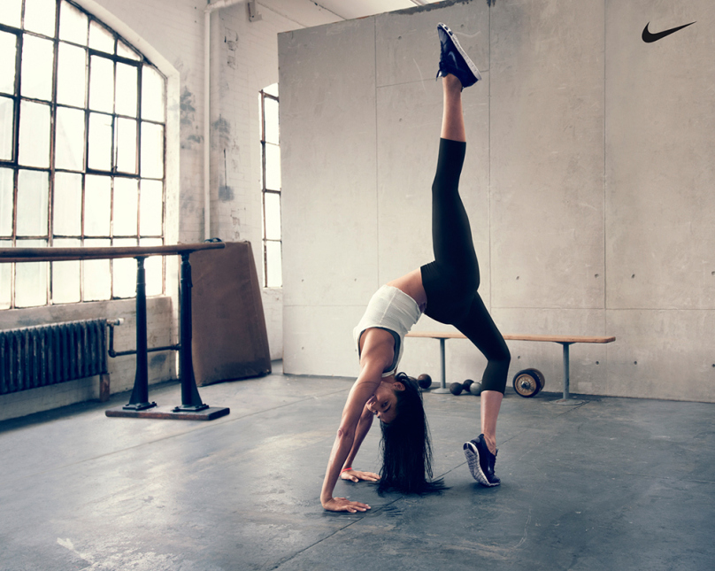 Map news beau grealy shoots women 39 s training spring for Yoga tumblr inspiration