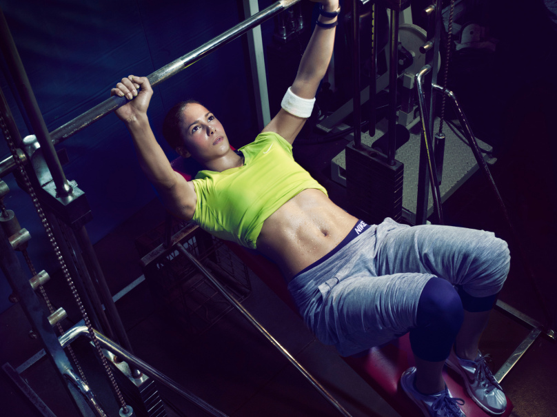 Map News Beau Grealy Photographs Alex Morgan Amp Angelica Bengtsson For Nike Women Aw12 Campaign