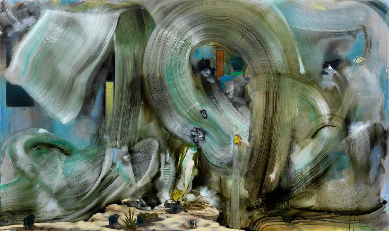 Siren – Nigel Cooke