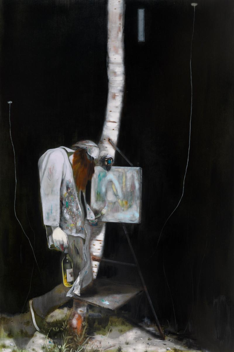 Aleph – Nigel Cooke