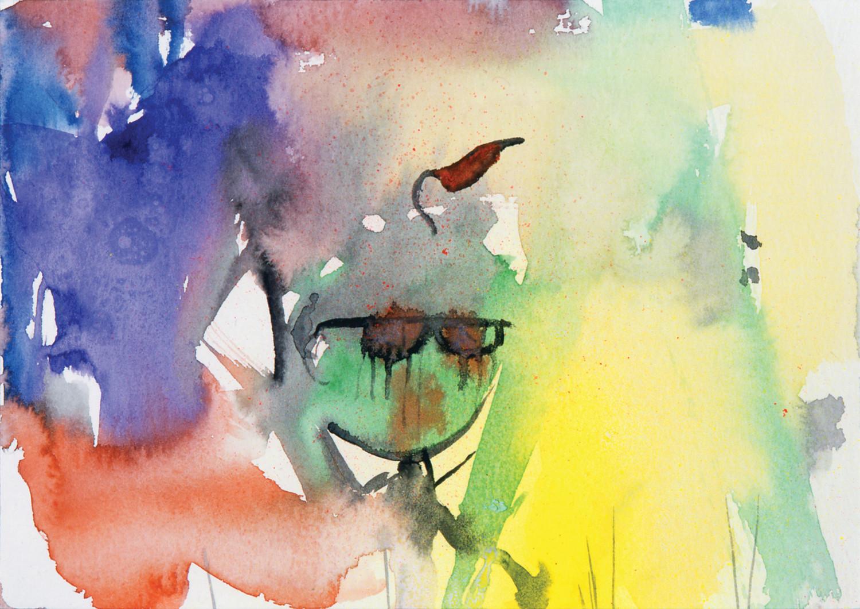 Artist 4 – Nigel Cooke