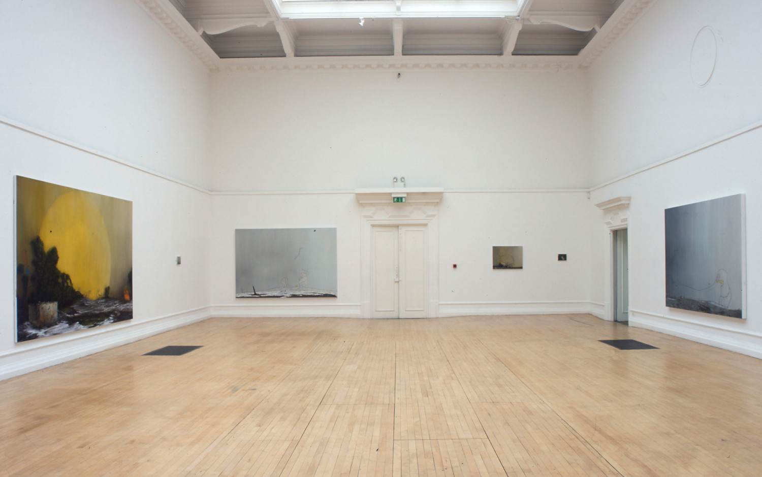 Nigel Cooke, South London Gallery 2006 – Nigel Cooke