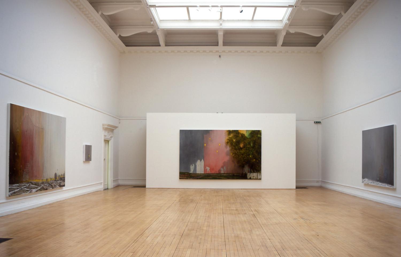 Nigel Cooke, South London Gallery 2006 – Nigel Cooke