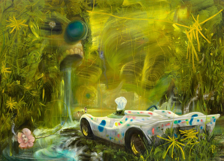 Spring – Nigel Cooke