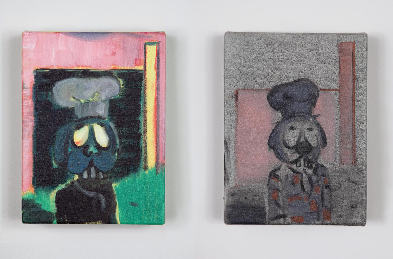 Andrea Rosen Gallery – Nigel Cooke