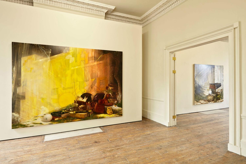 Stuart Shave/Modern Art – Nigel Cooke