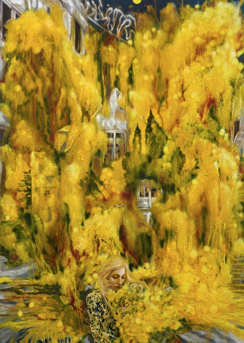 Mimosa – Nigel Cooke