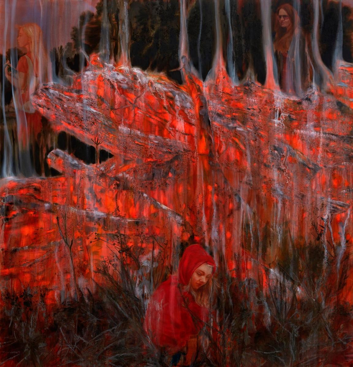 Embers – Nigel Cooke