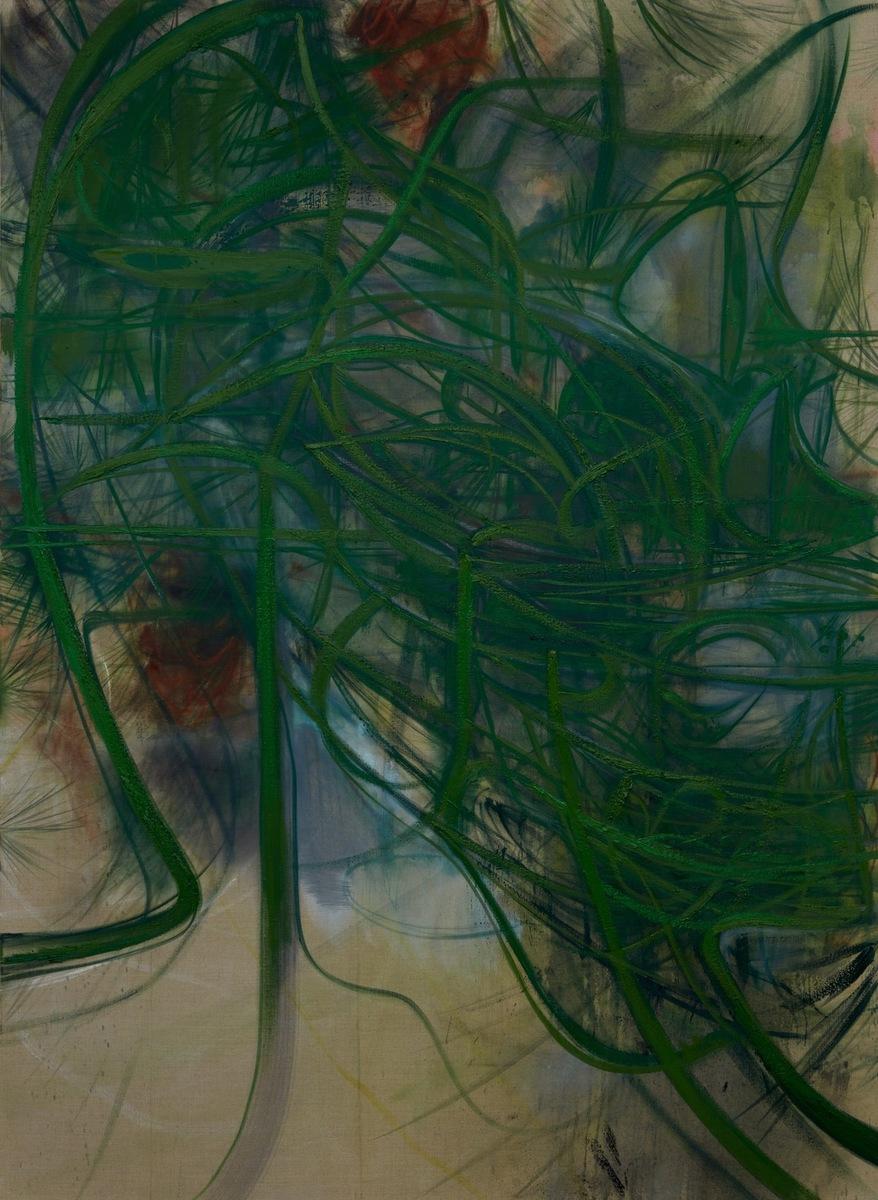 Pines – Nigel Cooke