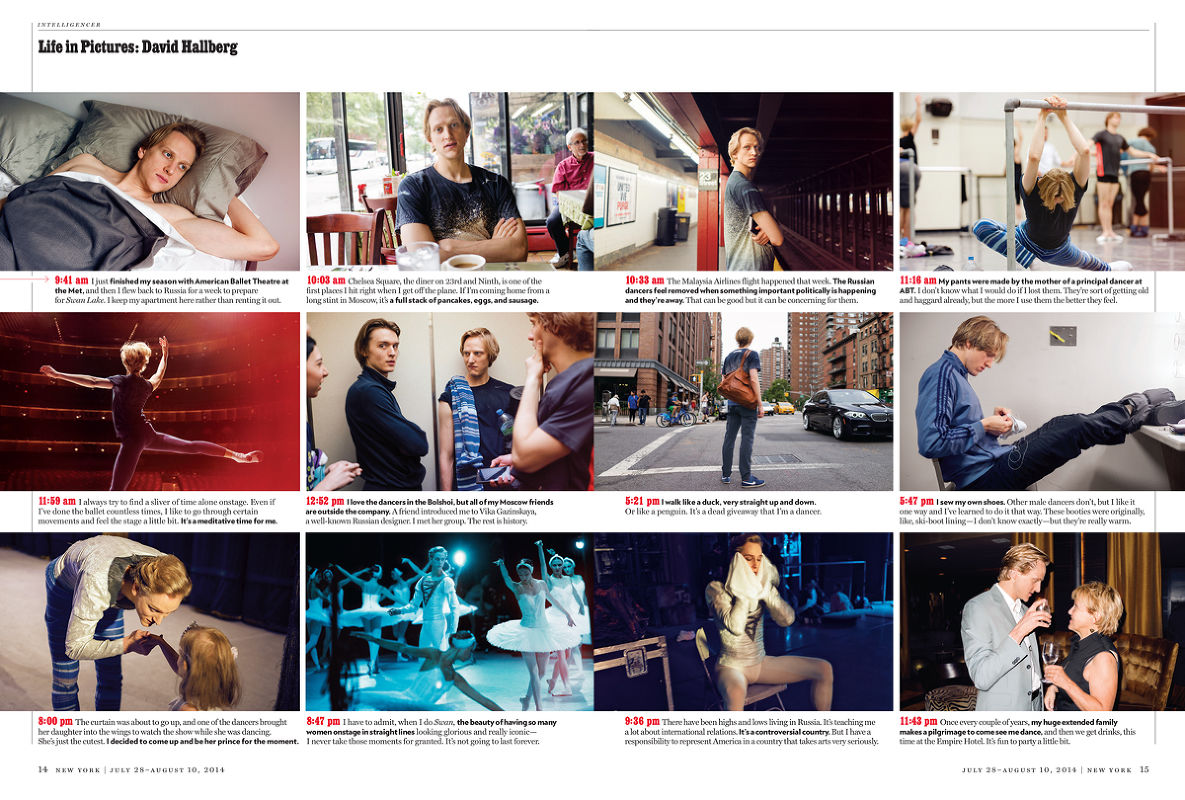 new york magazine ballet david hallberg sarah laird good new york magazine ballet david hallberg sarah laird good company