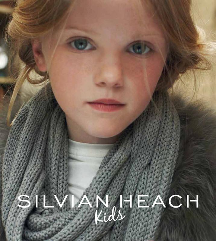 Silvian Heach: Новая коллекция детской одежды /