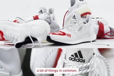 Adidas x Human Made
