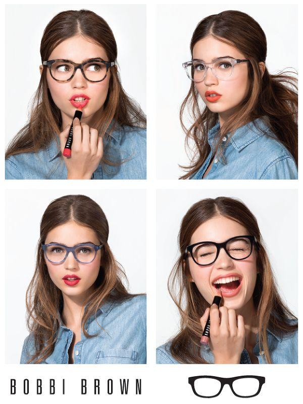 5a86e609a95 Bobbi Brown Eyewear — Sarah Laird   Good Company